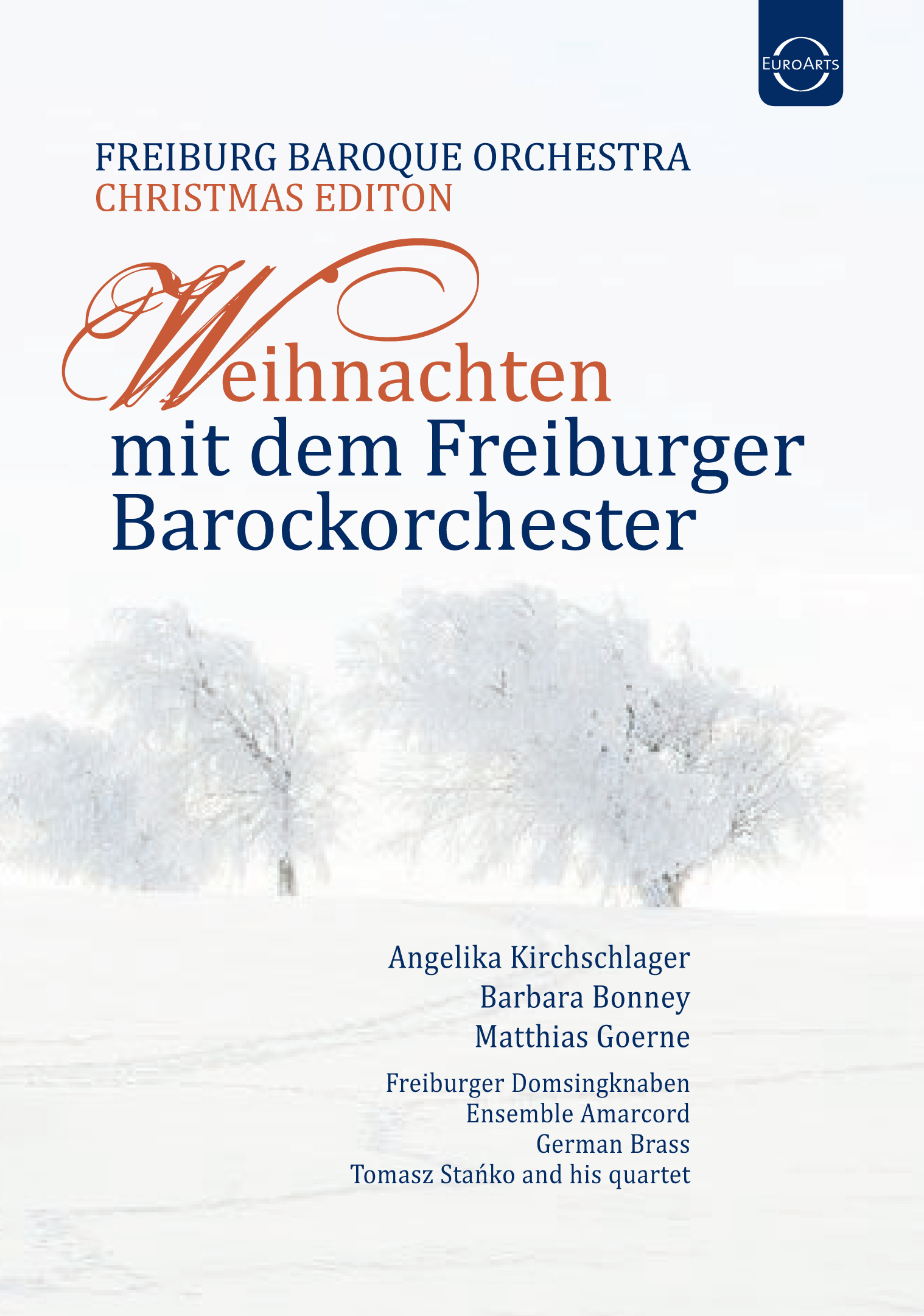 Christmas with the Freiburg Baroque Orchestra   Warner Classics