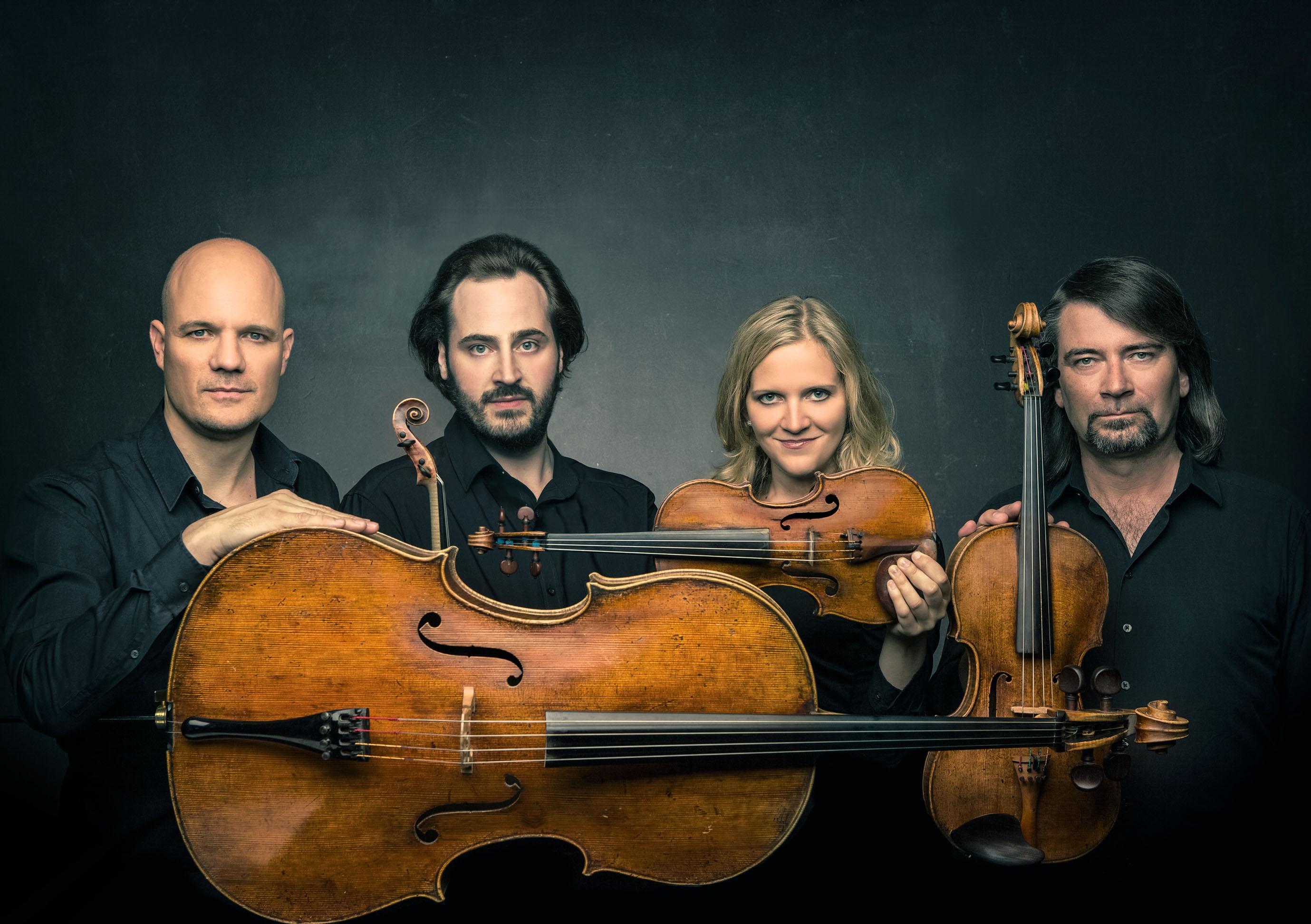Artemis Quartet | Warnerclassics