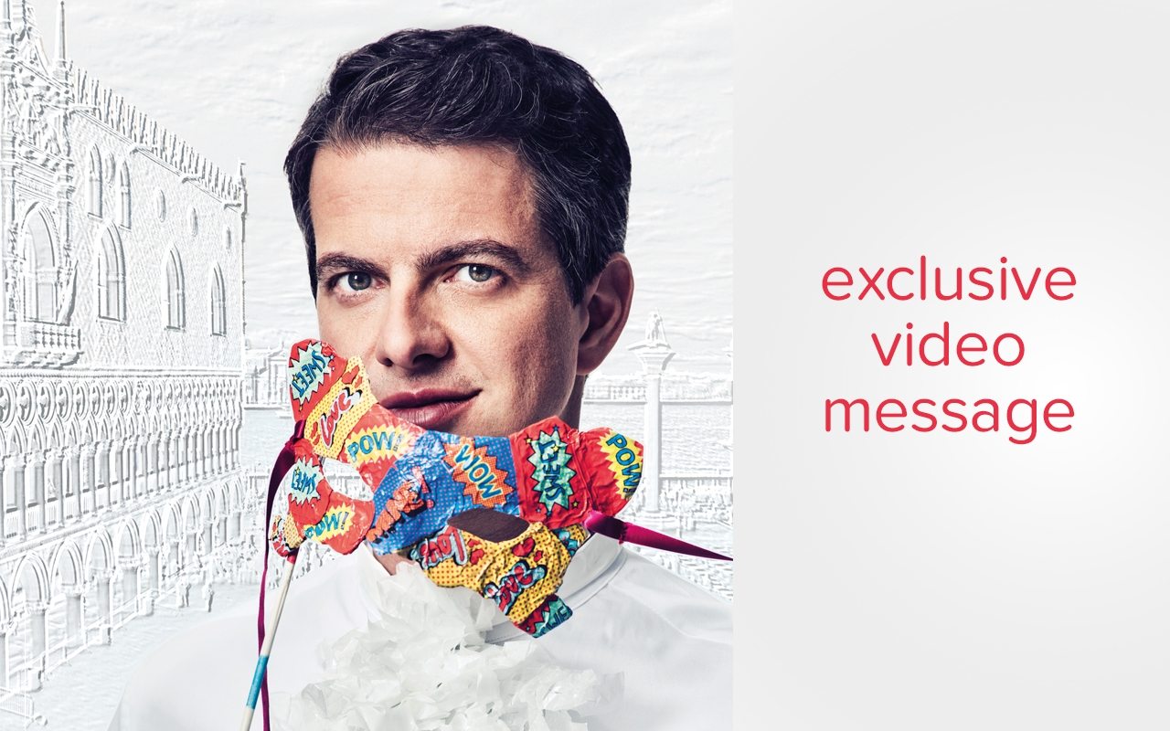 Philippe Jaroussky Exclusive
