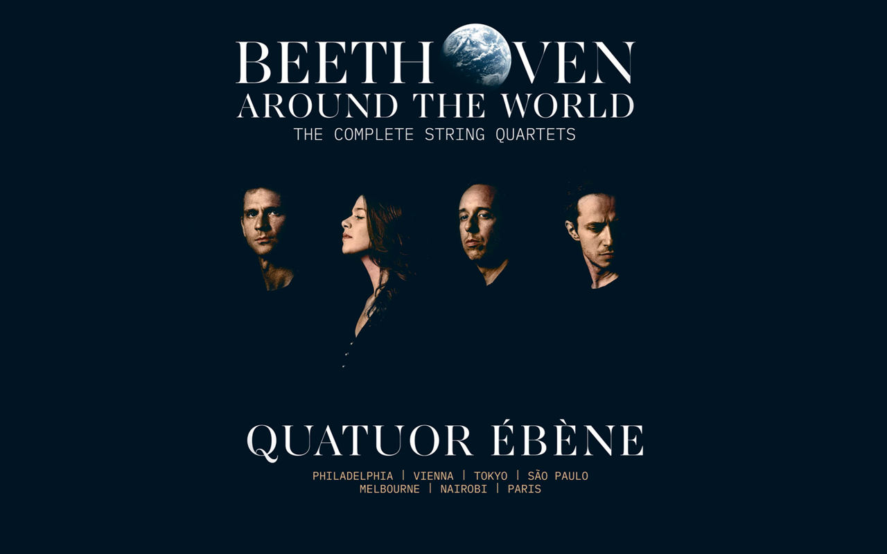 Beethoven Around the World - Complete String Quartets