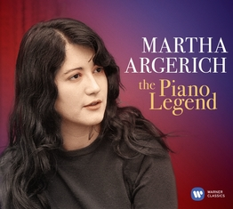 Martha Argerich: The Piano Legend
