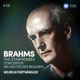 BRAHMS: The Symphonies, Concertos, Ein deutsches Requiem