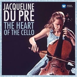 Jacqueline du Pre - The Heart of the Cello LP