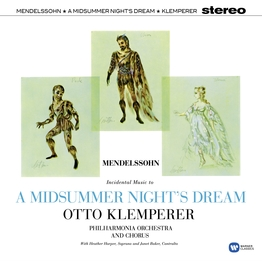 Otto Klemperer – Mendelssohn: A Midsummer Night's Dream
