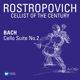 Bach: Cello Suite No. 2 in D Minor