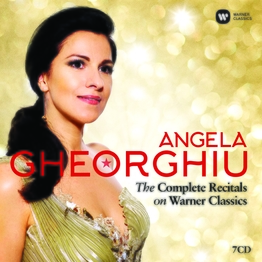 The Complete Recitals on Warner Classics