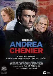 Giordano: Andrea Chenier [The Royal Opera]