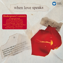 When Love Speaks - Shakespeare's Sonnets