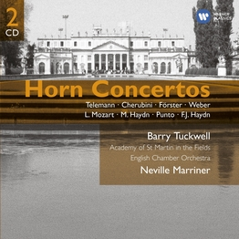 Barry Tuckwell: Horn Concertos
