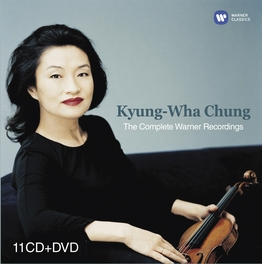 Kyung-Wha Chung Complete Warner Recordings