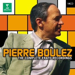 Boulez The Erato Recordings
