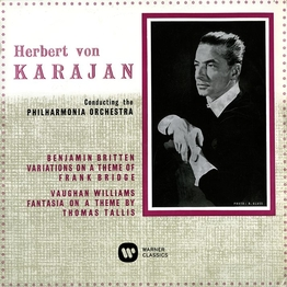 Karajan Mastered for iTunes Britten/Vaughan Williams