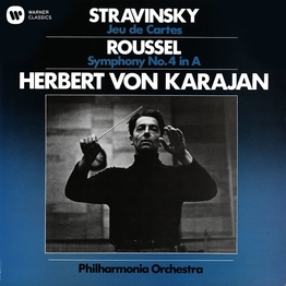 Karajan Mastered for iTunes Stravinsky/Roussel
