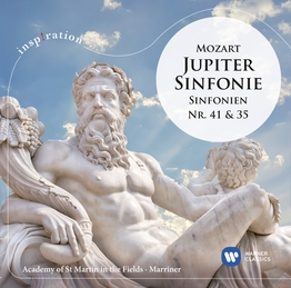 Mozart: Jupiter Symphony and Symphonies 41 & 35