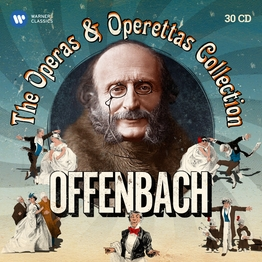 Offenbach: Operas & Operettas Collection