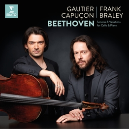 Beethoven: Sonatas and Variations