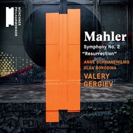 "Mahler: Symphony No. 2 ""Ressurection"""