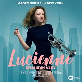 Mademoiselle in New York Lucienne Renaudin Vary
