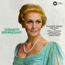 Favourite Scenes and Arias Elisabeth Schwarzkopf