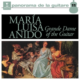 Grande Dame of the Guitar
