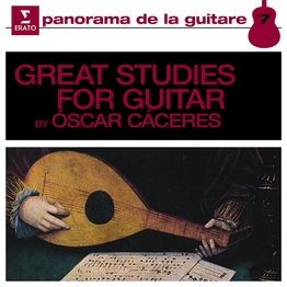Great Studies for Guitar, Vol. 1