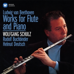 Beethoven: Serenade for Flute and Piano, Op. 41, National Airs, Op. 105 & 107