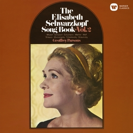 The Elisabeth Schwarzkopf Song Book, Vol. 2