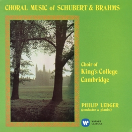 Choral Music of Schubert & Brahms