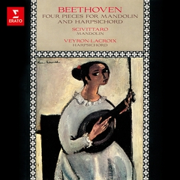 Beethoven: Pieces for Mandolin and Harpsichord, WoO 43 & 44