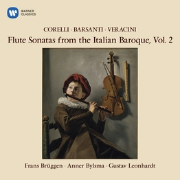 Flute Sonatas from the Italian Baroque, Vol. 2