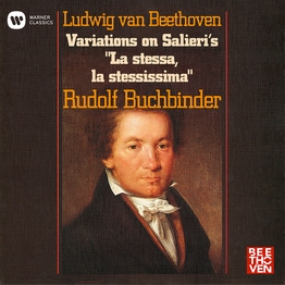 "Beethoven: Variations on Salieri's ""La stessa, la stessissima"""