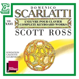 Scarlatti: The Complete Keyboard Works, Vol. 26
