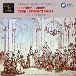 Quodlibet, Canons, Songs, Chorales & Keyboard Pieces