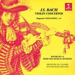 Bach: Violin Concertos & Ricercar from The Musical Offering