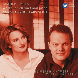 Brahms & Berg: Works for Clarinet and Piano (Live at Heimbach Spannungen Festival, 2002)