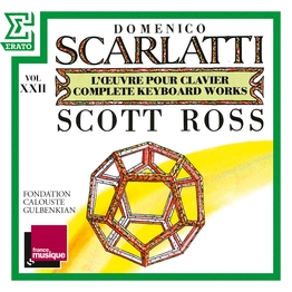 Scarlatti: The Complete Keyboard Works, Vol. 22