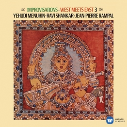 Improvisations: West Meets East, Vol. 3