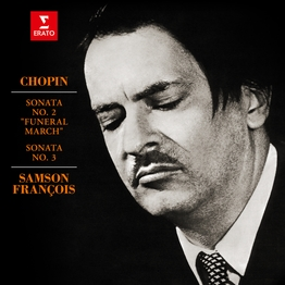 "Chopin: Piano Sonatas Nos. 2 ""Funeral March"" & 3"