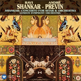 Shankar: Concerto for Sitar and Orchestra No. 1