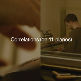 Correlations (on 11 pianos)