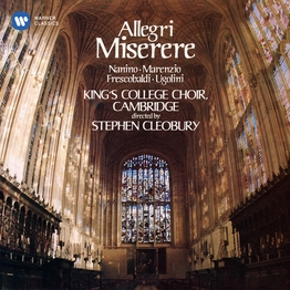 Allegri's Miserere & Other Italian Music of 16th Century
