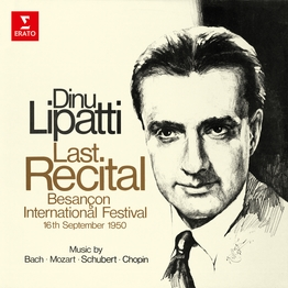 The Las Recital (Live at Besançon International Festival, 1950)