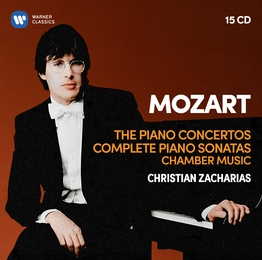 Mozart: The Piano Concertos & Sonatas Christian Zacharias