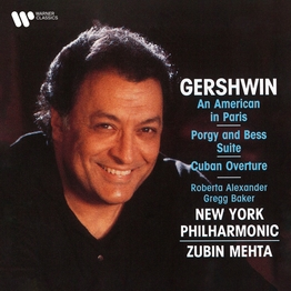 Gershwin: An American in Paris, Selections from Porgy and Bess & Cuban Overture