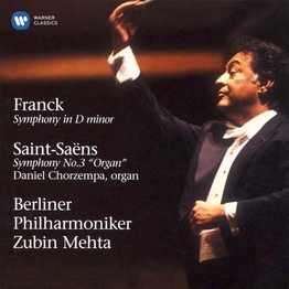 Franck: Symphony & Saint-Saëns: Symphony No. 3 with Organ