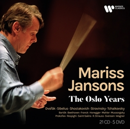 Jansons - The Oslo Years