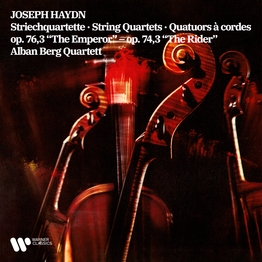 "Haydn: String Quartets ""The Emperor"" & ""The Rider"""