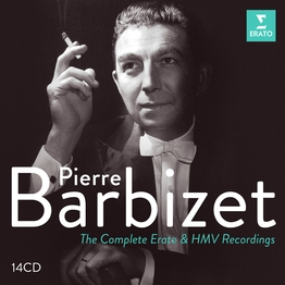 Pierre Barbizet The Complete Erato & HMV Recordings