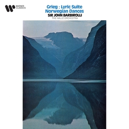 Grieg: Lyric Suite & Norwegian Dances