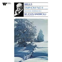 Sibelius: Symphony No. 4, Rakastava & Romance in C Major